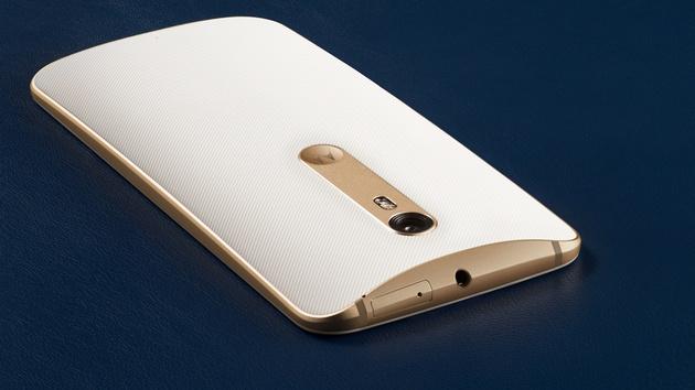 Motorola Moto X Style und Play: Personalisierbare Smartphones mit großen Displays