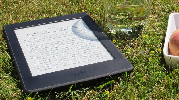 Amazon Kindle: Kindle E-Book-Reader erneut im Preis gesenkt