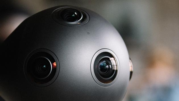 Nokia: Futuristische Virtual-Reality-Kamera Ozo vorgestellt
