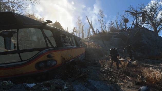 Fallout 4: Mod-Tools zum Start des Spiels nicht verfügbar