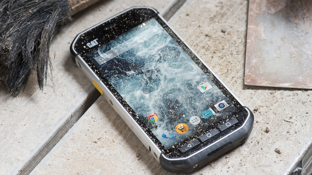 CAT S40: Outdoor-Smartphone mit Dual-SIM und Android 5.1