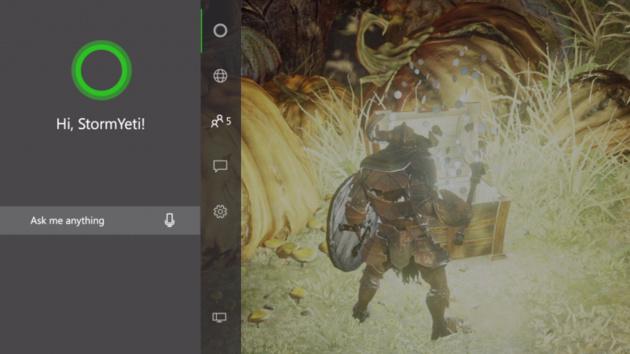 Xbox One: Cortana soll bei Bosskämpfen helfen