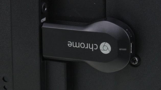 Streaming-Stick: Chromecast auf 25 Euro reduziert