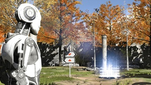 The Talos Principle: Denkspiel mit allen DLCs ab Oktober auf der PlayStation 4