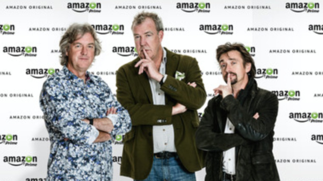 Prime Instant Video: Ex-Top-Gear-Macher unterschreiben bei Amazon