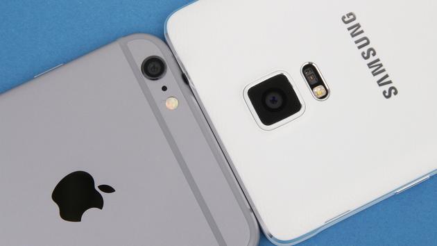 Mobilfunk-Markt: Samsung und Apple weiterhin vorne, Huawei im Aufwind