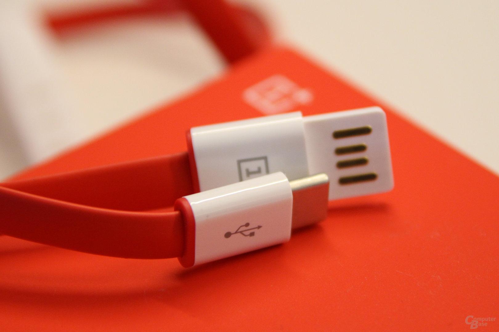 USB-Typ-C-Kabel