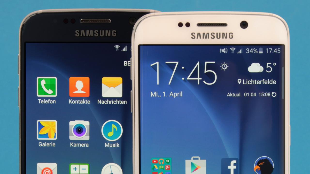 Galaxy S6 (edge): Samsung reduziert Preise dauerhaft um bis zu 150 Euro