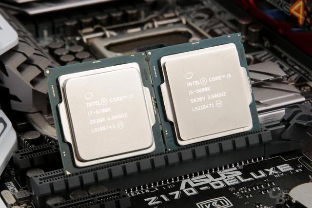 Intel Core i5-6600K und Core i7-6700K im Test