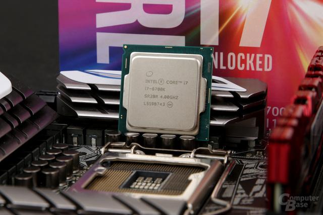 Intels Skylake-Prozessor im Test