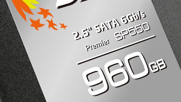 Adata Premier SP550: Günstige SSDs mit SM2256-Controller und TLC-NAND