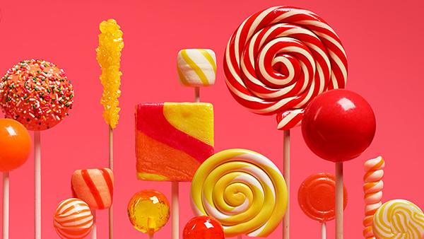 Google: Fast jedes fünfte Android-Gerät läuft mit Lollipop