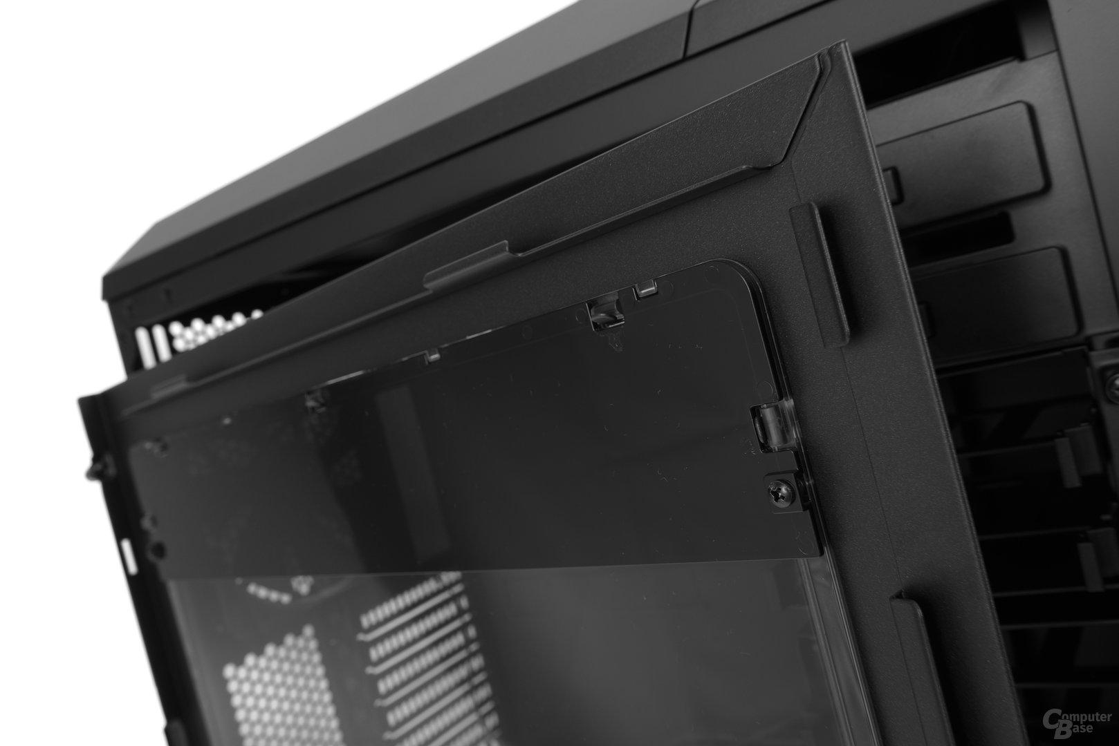 Cooler Master MasterCase 5 Pro – Sichtschutz für die untere Kammer
