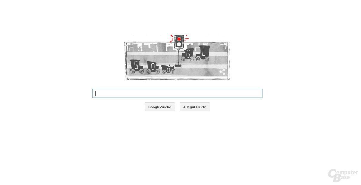 Google Doodle Ampel