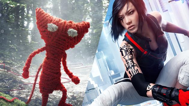 EA: Mirror's Edge Catalyst und Unravel setzen Akzente