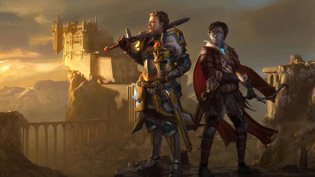 Mooncrest: Ex-Bioware-Entwickler mit Fantasy-Rollenspiel auf Kickstarter