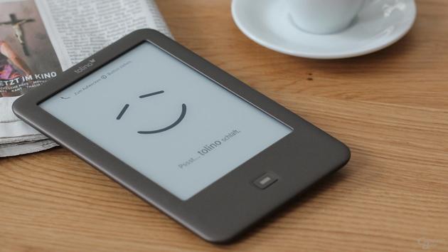 Tolino Shine: Bei Bücher.de & Hugendubel für unter 70 Euro