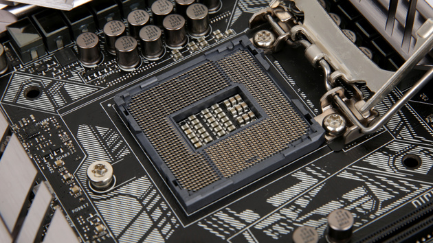 Skylake-Mainboards: Asus präsentiert Z170-Platinen mit DDR3 bis 1,65 Volt