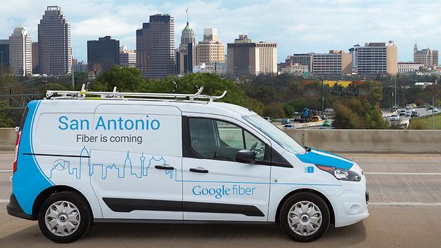 Gigabit-Internet: San Antonio wird die größte Stadt mit Google Fiber