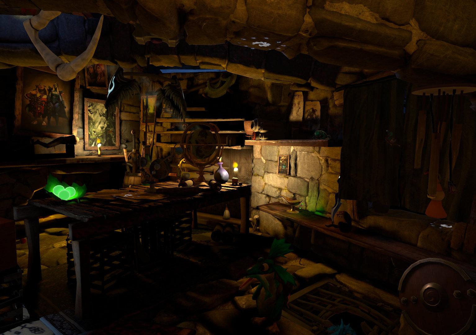"""Secret Shop""-VR-Demo (Screenshot)"