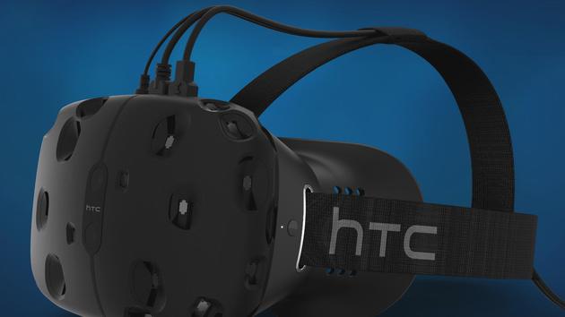 HTC Vive ausprobiert: Auf die Theorie folgt die fantastische Praxis