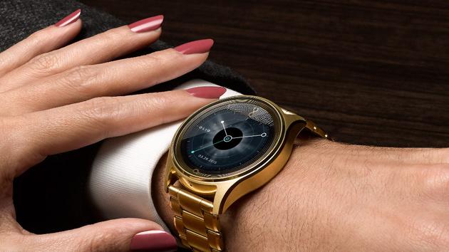 Smartwatch: Linux-Luxusuhren von Olio vorbestellbar