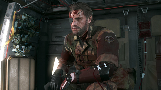 """Metal Gear Solid V: Die """"Mother Base"""" ist Dreh- und Angelpunkt des Spiels"""