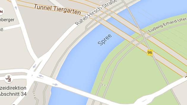 Kartendienste: Google Maps und HERE werten ihre Karten-Apps auf