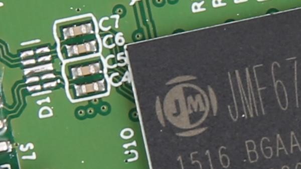 """Festplatten-Ersatz: JMicronstellt""""kostengünstigsten"""" SATA-SSD-Controller vor"""