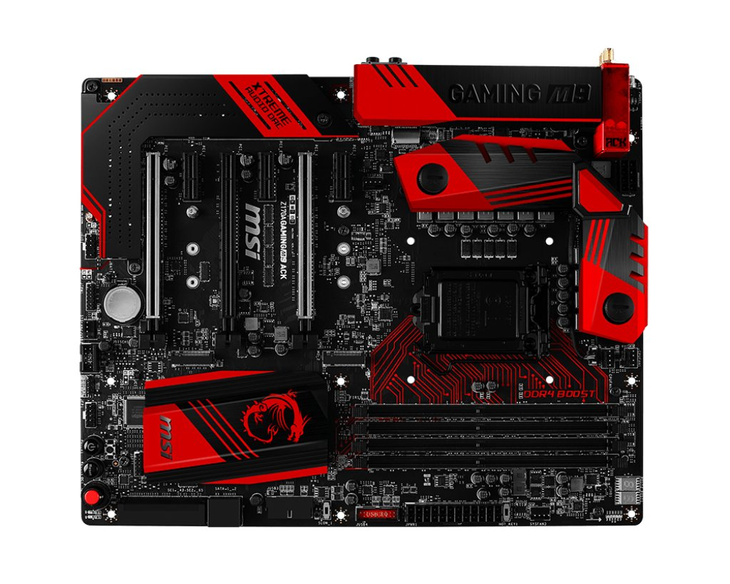 Z170A Gaming M9 ACK