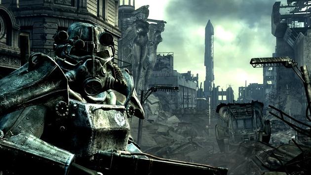 Fallout 3: Rollenspiel vollständig als Baby durchgespielt