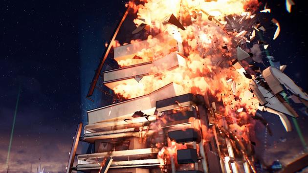 Crackdown 3: Zerstörbare Umgebung auf Multiplayer beschränkt