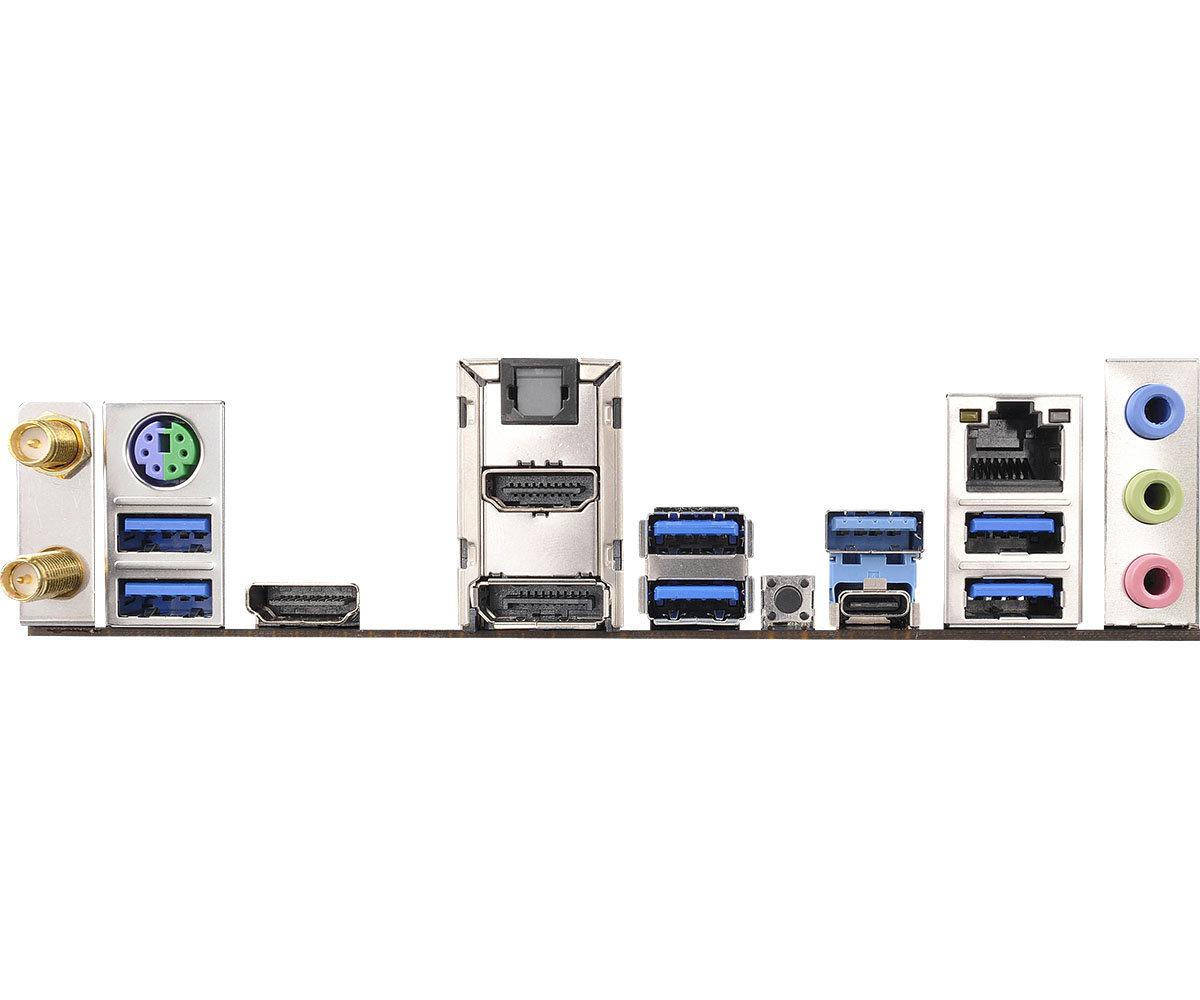 Fatal1ty Z170 Gaming-ITXac