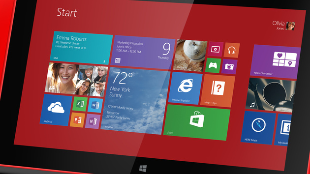 Microsoft: Windows RT bekommt keine Universal Apps