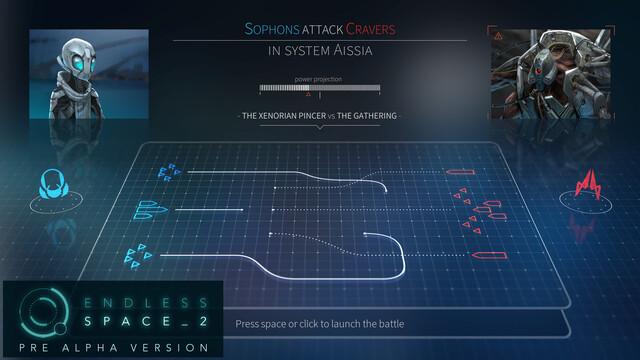 Endless Space 2 - Kampfsystem: Spielzüge