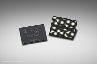 Samsungs V-NAND mit 256 Gbit