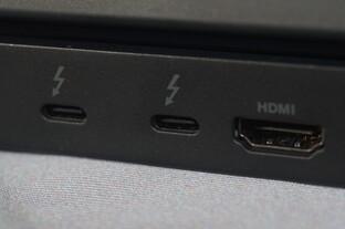 USB Typ C für USB 3.1 und Thunderbolt 3