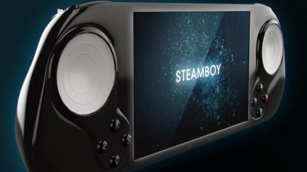 Handheld: Steamboy heißt nun Smach Zero und erscheint 2016
