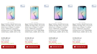 Samsung Galaxy S6 Edge+ – Preise und Spezifikationen
