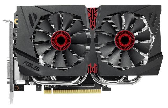 Asus Strix als GTX950 mit GM206-GPU