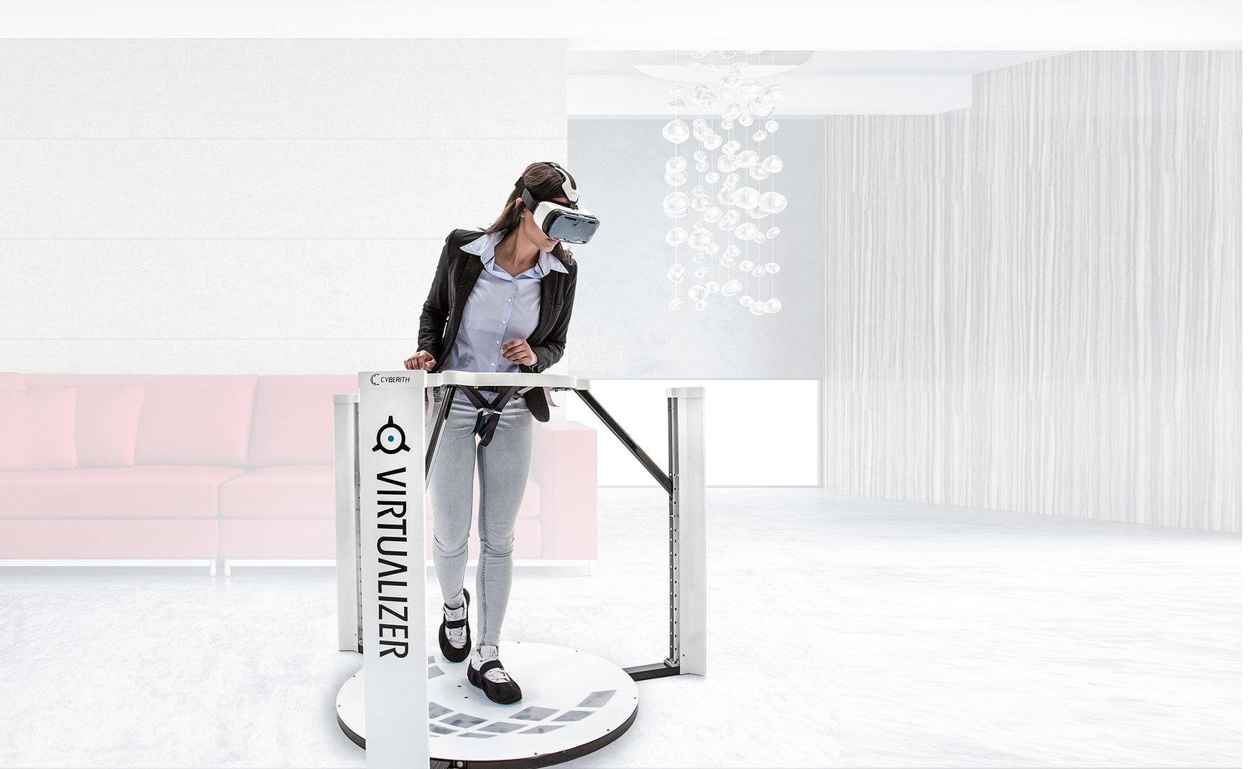 Virtualizer – Anwendungsbeispiel: Therapie