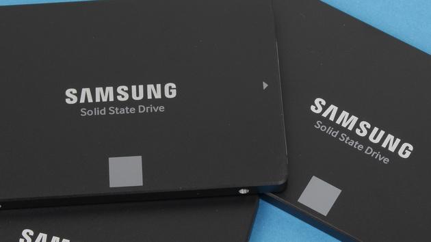 Flash Memory Summit: Samsung präsentiert größte SSD mit 16 TByte