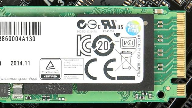 Samsung PM953 SSD: Update der SM951-NVMe-SSD mit bis zu 1,92 TB