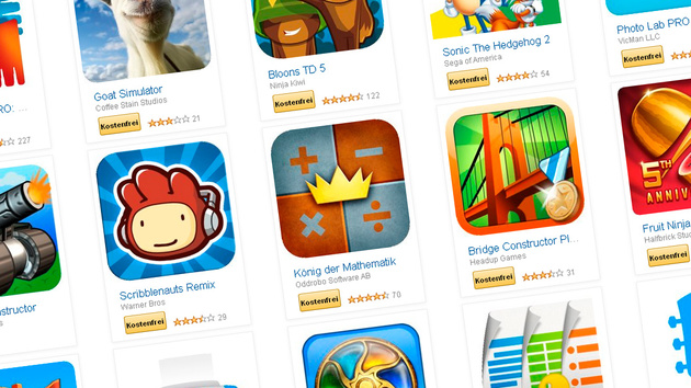 Amazon: 40 Apps im Wert von über 70 Euro kostenlos