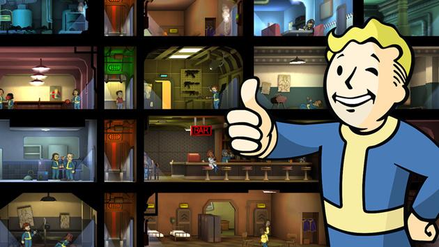 Fallout Shelter 1.1: Android-Spieler dürfen jetzt auch Vaults bauen