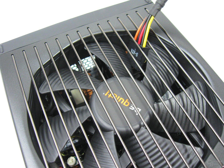 be quiet! Dark Power Pro P11 550W – durchlässiges Lüftergitter