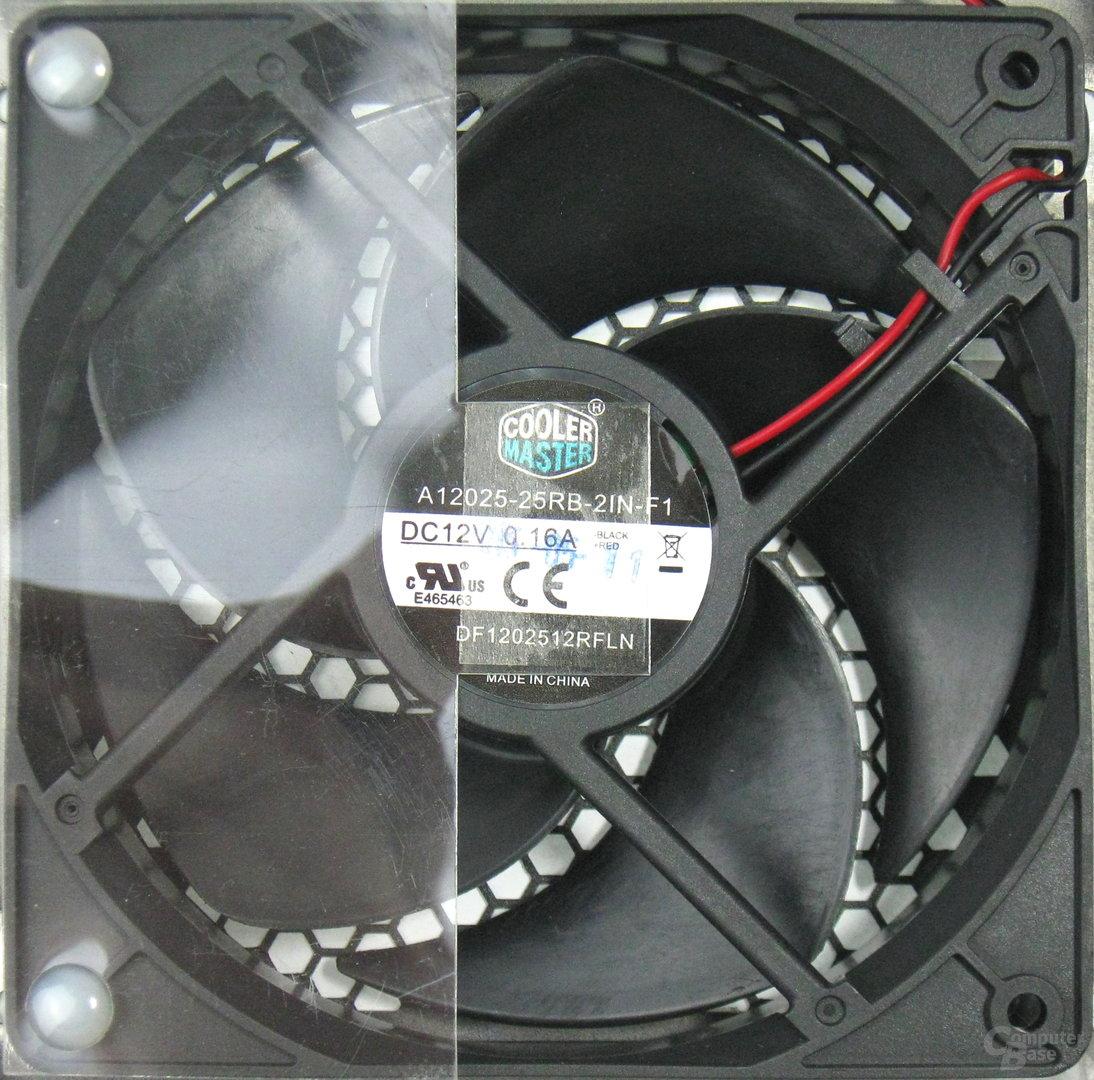 Cooler Master V550 – Lüfter