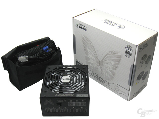 Super Flower Leadex Platinum 550W