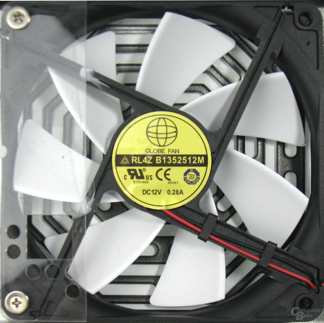 Super Flower Leadex Platinum 550W – Lüfter