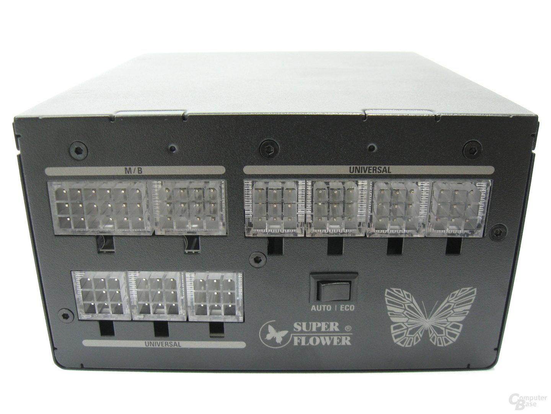 Super Flower Leadex Platinum 550W
